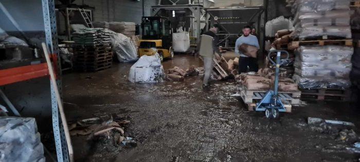 Stolberg Produktionsausfall Hochwasser 2021